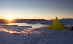 """LOCUS GEAR Khafra Sil pyramid shelter • <a style=""""font-size:0.8em;"""" href=""""http://www.flickr.com/photos/49406825@N04/6276217265/"""" target=""""_blank"""">View on Flickr</a>"""