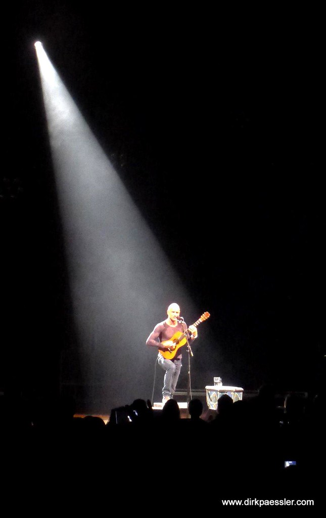Sting Live by Dirk Paessler