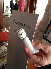 Asthmapolis device at TEDMED2011