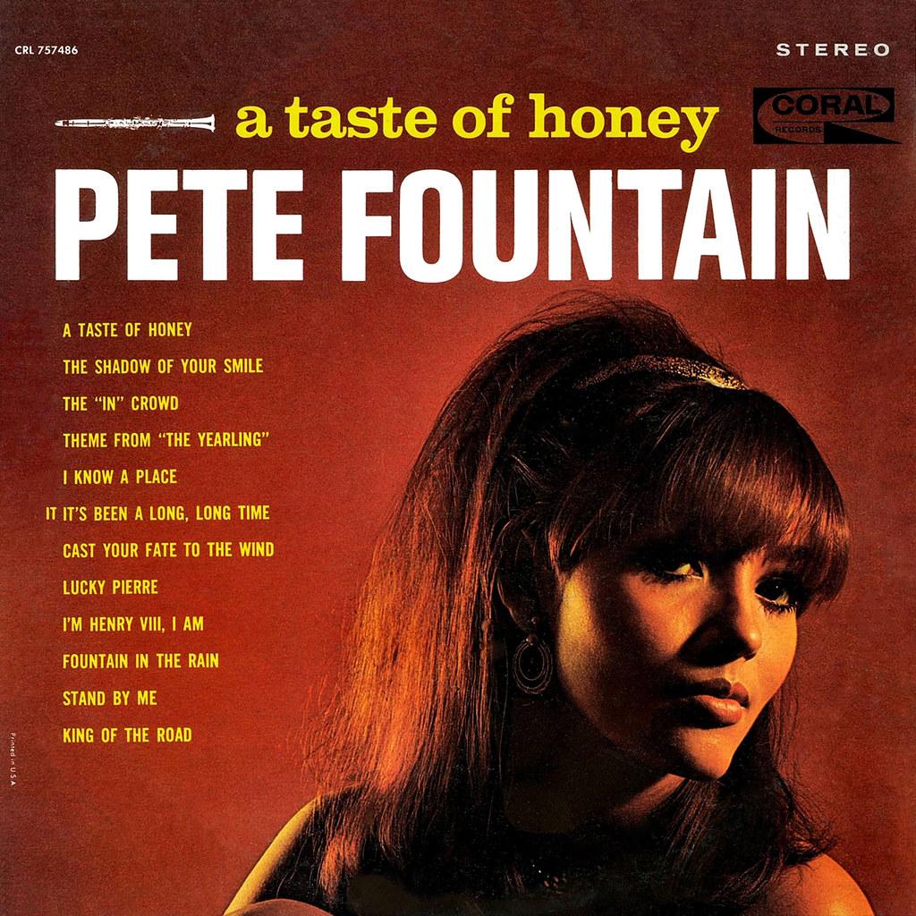 Pete Fountain - A Taste of Honey