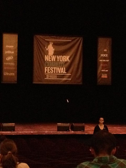 New York Comedy Festival.