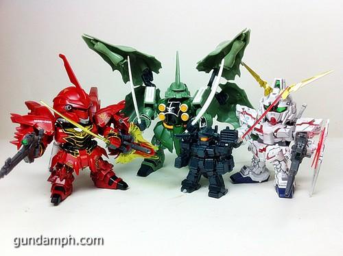 SD Kshatriya Review NZ-666 Unicorn Gundam (57)