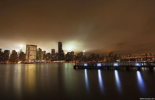 Manhattan Glimmers by LilFr38