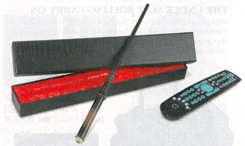 Remote Control Wand