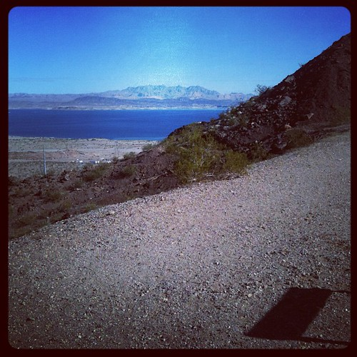 #teamchallenge running at Lake Mead this morning.