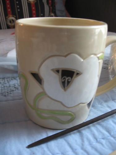 Jennie the Potter Mug