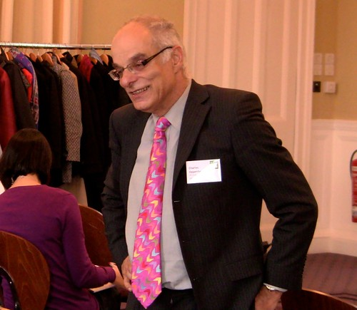 Professor Charles Oppenheim at LIS DREaM 2