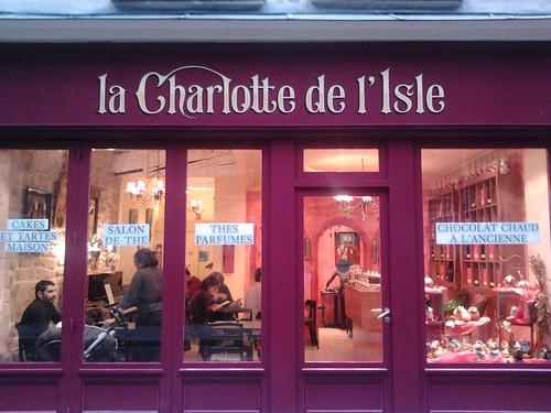 24 rue de l'ile saint Louis, 75004 #Paris