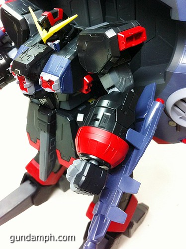 HCM Pro Destroy Gundam 1-200 GFAS-X1 Review (41)