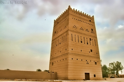 Alathriah Tower HDR by TARIQ-M