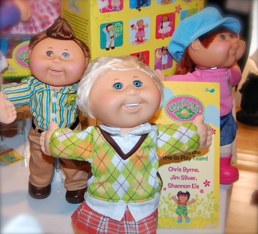 Cabbage Patch Fashionalities