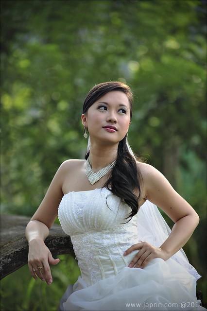 Bride's Pose