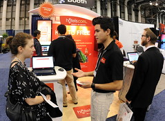 Hotels.com Booth