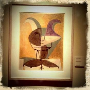 Fauno, Picasso