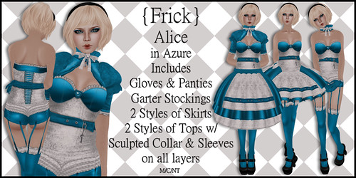 Alice in Azure - Ad