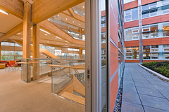 CIRS inside and out photo credit: Don Erhardt