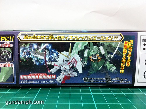 SD Kshatriya Review NZ-666 Unicorn Gundam (6)