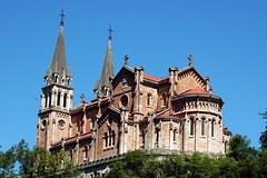 Covadonga Basilica
