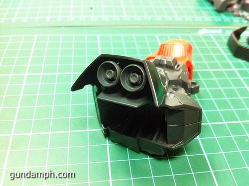 MG Rick Dias Quattro Custom RED Review OOB Build (36)