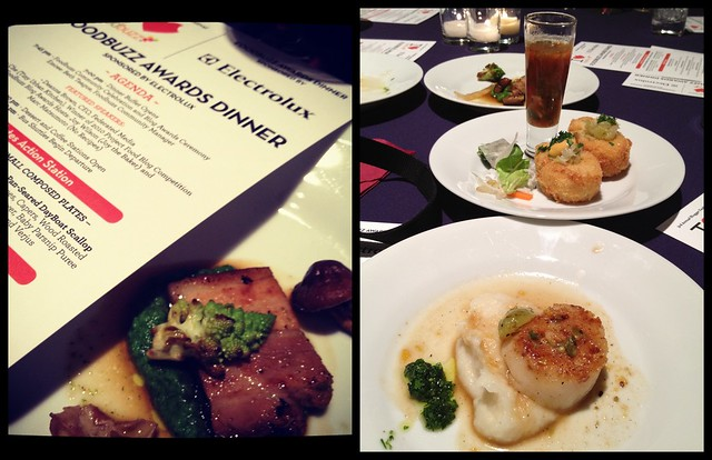 Foodbuzz Awards Dinner