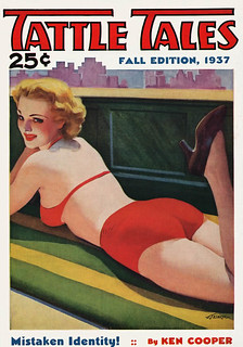 """Tattle Tales Magazine (Fall Edition 1937) - Mistaken Identity ...item 2.. The drip, drip, drip of hidden hotel fees continues to add up - """"The online travel agency determines how to display it."""" (Posted on Saturday, 09.15.12) ..."""