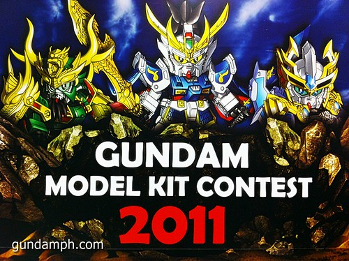 Toy Kingdom SM Megamall Gundam Modelling Contest Exhibit Bankee July 2011 (26)