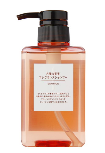 5 Fruits Shampoo