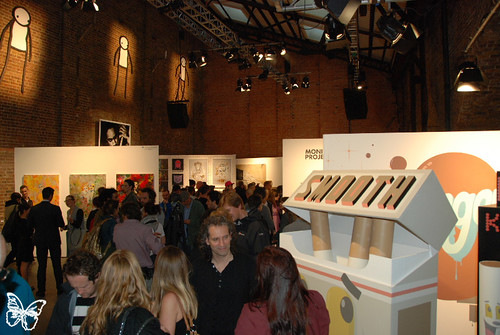 Moniker Art Fair 2011