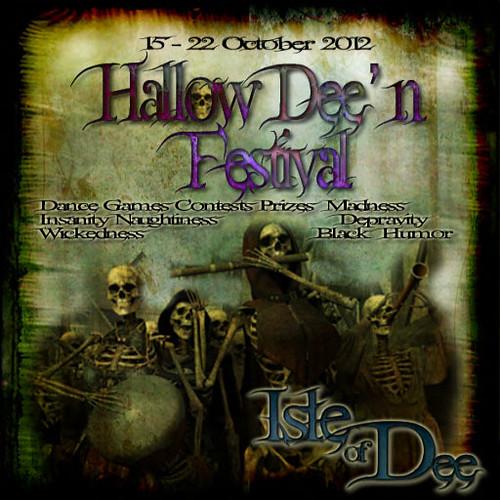 Isle of Dee Hallow'Dee'N