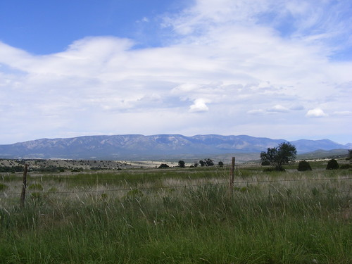 Picture from Ft. Stanton, New Mexico