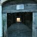 Wooden Arch Walkway, Venice
