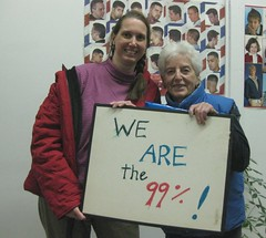 We Are The 99%: Kimberly Wilder and Leah