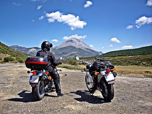 Hacia las montañas