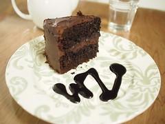 Chocolate blackout cake, Wimbly Lu Chocolates, 15-2 Jalan Riang