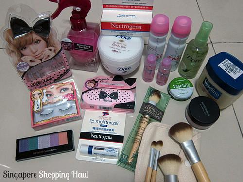 SG Shopping Haul