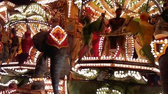 Glastonbury Carnival 2011 - Jungle dancers