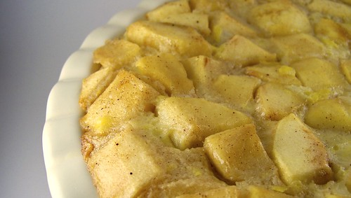 Apple Clafoutis