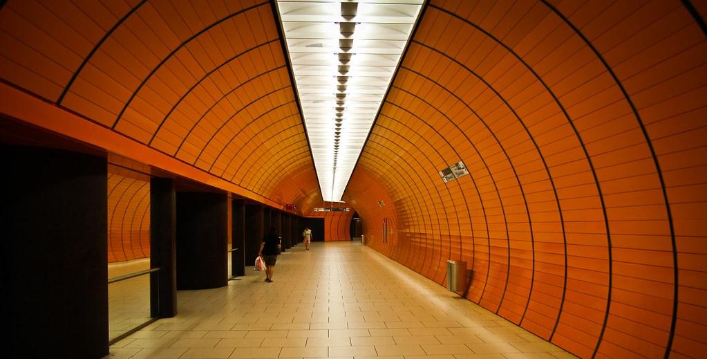 U-Bahn, Munich