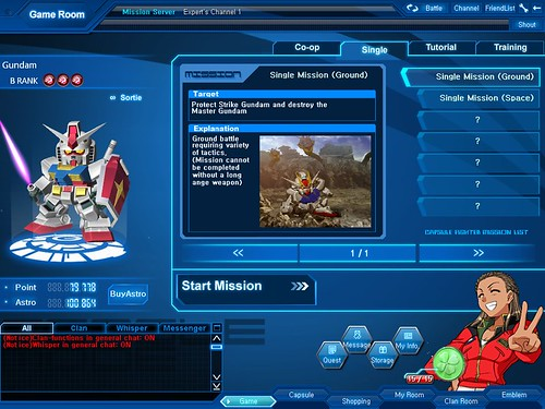 SD Gundam Online English Version (1)
