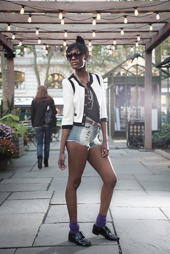 Hot Kiss Clothing Co: Bryant Park I