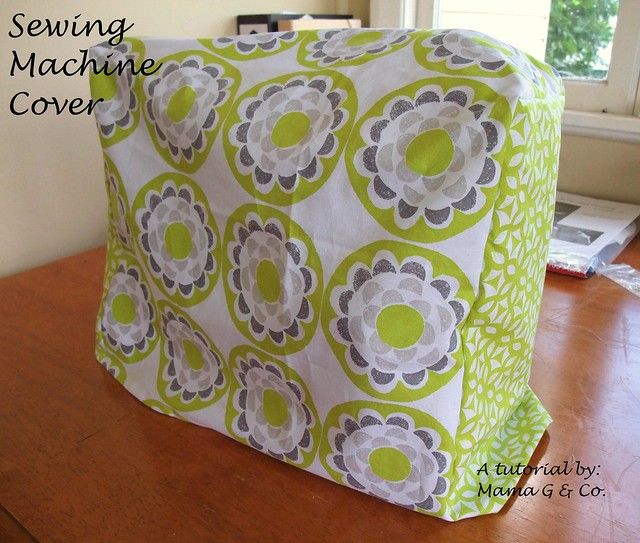 Sewing Machine Cover 1 - bis
