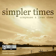 2011 Simpler Times - music album cover