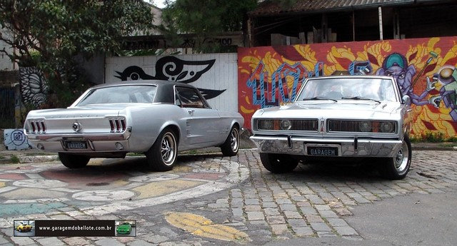 Ford x Mopar