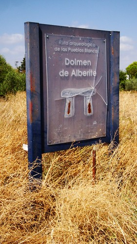 Conjunto Arqueológico Dolmen de Alberite