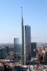 New Unicredit HQ in Milan