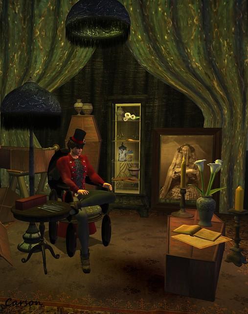 [noctis] - The Undertaker's Parlour