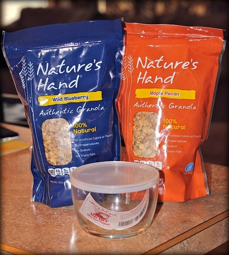 Nature's Hand Granola
