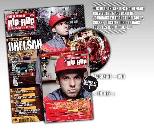 International Hip-Hop #16 by Pegasus & Co
