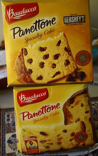 Panettone boxes
