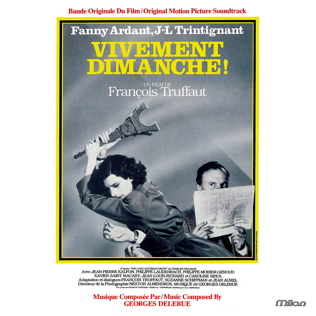 Georges Delerue - Vivement dimanche!